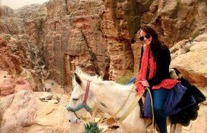 Estaciones del año en Petra