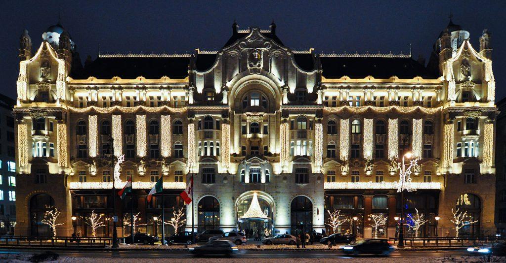 Palacio-Gresham-Budapest