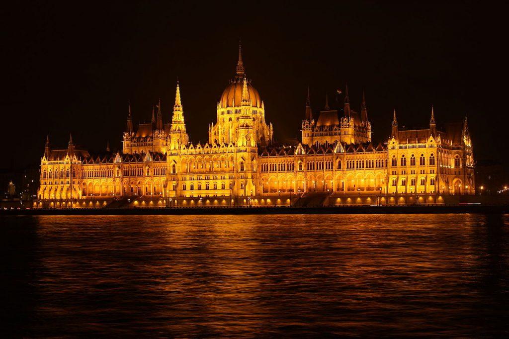 Parlamento-de-la-ciudad-de-Budapest