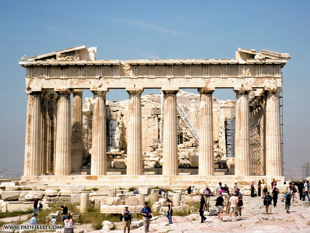 Partenon-de-Atenas