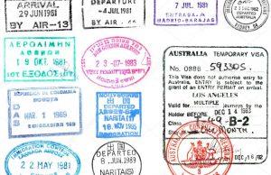 Pasaporte y visado Inglaterra