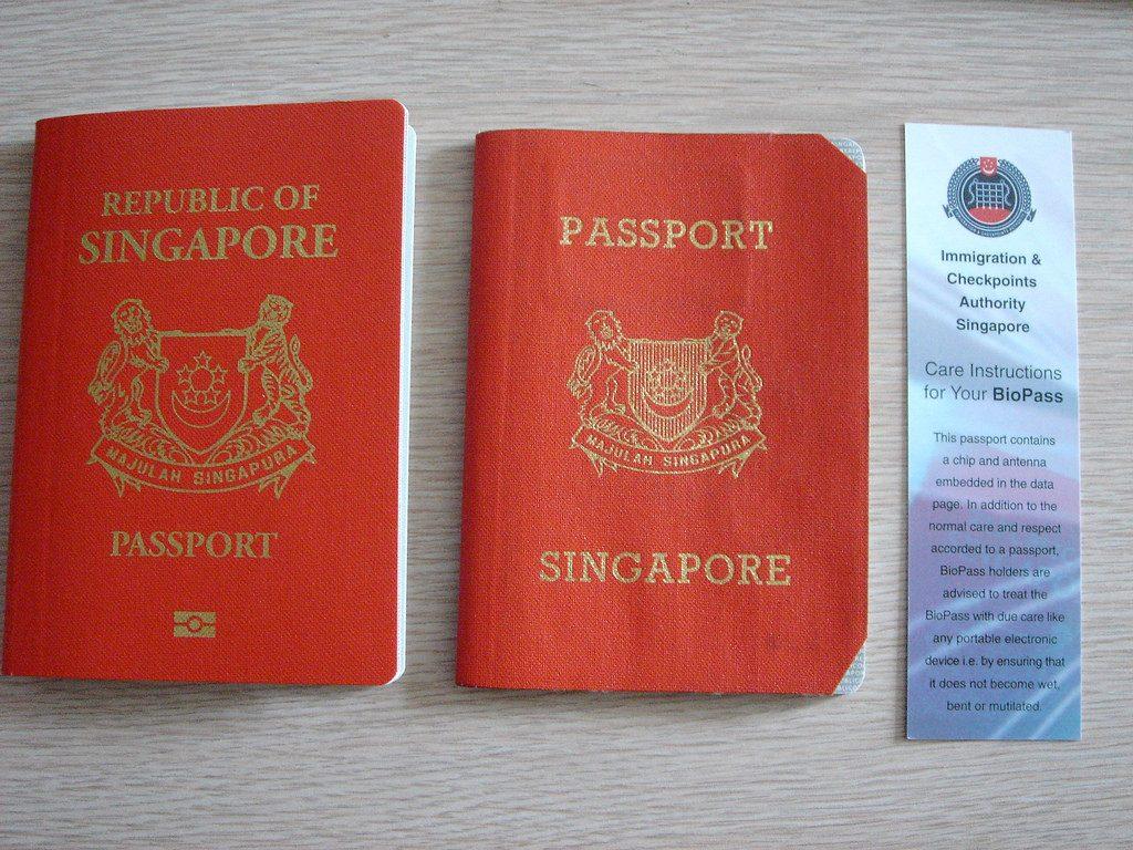 Pasaporte-de-Singapur