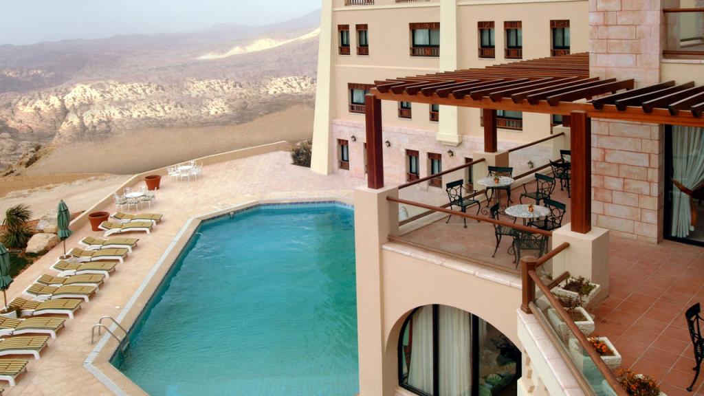 Petra-Marriott-Hotel
