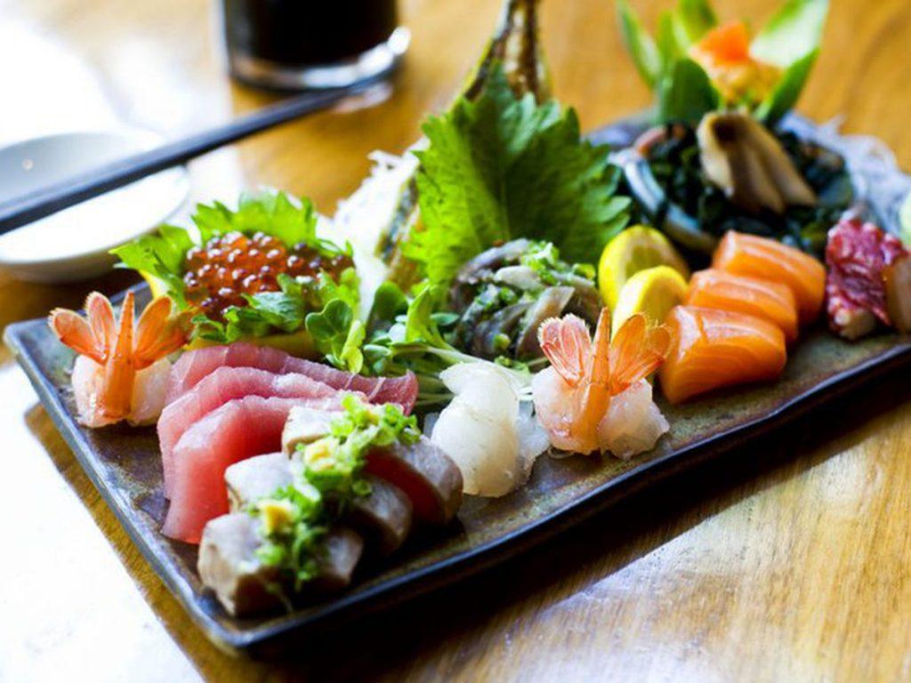 Plato-de-sushi