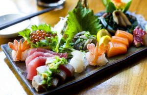 Gastronomía de Tokio