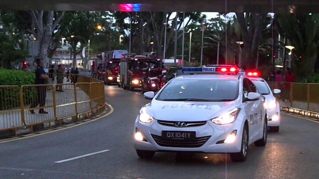 Policia-de-Singapur
