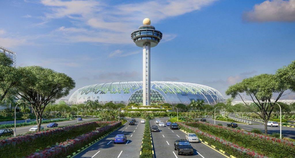 Proyecto-Jewel-del-aeropuerto-Changi