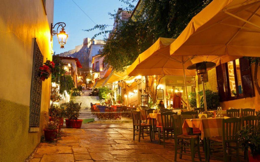 Restaurantes-en-Atenas