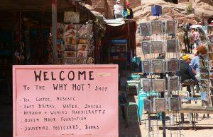 Compras en Petra