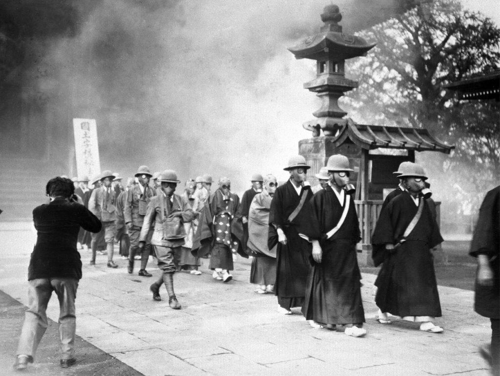 Tokio-durante-la-Segunda-Guerra-Mundial
