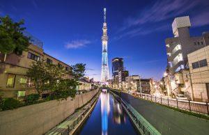 ¿Qué ver en Tokio?