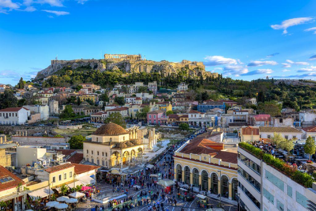 Verano-en-Atenas