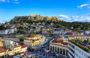 Estaciones del año en Atenas