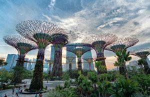 Estaciones del año en Singapur