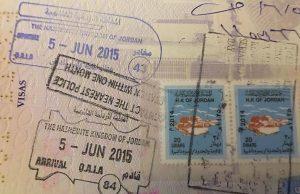 Visas y permisos para ingresar a Petra