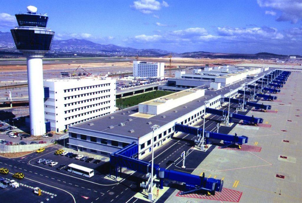Vista-panoramica-del-aeropuerto-de-Atenas