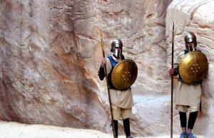 Historia de Petra