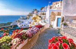 Mapa de Grecia